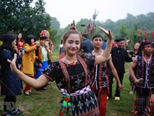 Ethnic culture festival in Hanoi