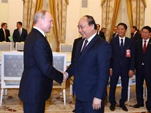 PM meets Russian President