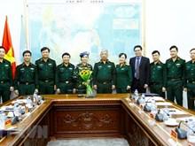 Vietnam active in joining UN peacekeeping operations