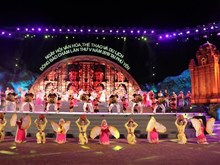 Cham Cultural Festival wraps up in Phu Yen