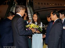 Argentina President pays State visit to Vietnam