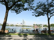 Hanoi – City of lakes