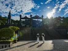 Central Vietnam on top 10 best destinations in Asia