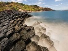 Admiring pristine coastal beauty in Phu Yen