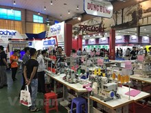 Hanoi Textile & Garment Industry Expo 2018 opens
