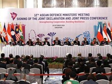 ADMM 12: ASEAN, dialogue partners strengthen defence cooperation