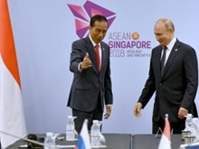 Indonesia seeks to boost economic ties with Russia