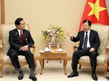 Cooperation between Vietnamese, Japanese localities facilitated