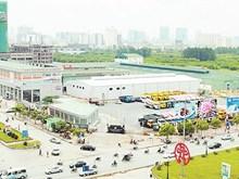 Hanoi aims to become national logistics hub