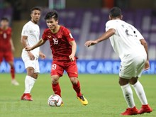 Hai among 10 best performers of Asian Cup's third round
