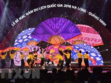 National Tourism Year 2018 - Ha Long - Quang Ninh concludes