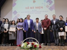 Meeting marks 88th anniversary of HCYU in Russia