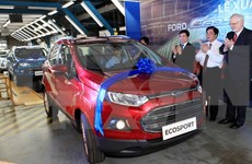 Ford Motor Company pledges long-term business in Vietnam