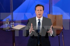 British PM highlights trade with South East Asia