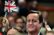 UK Prime Minister to visit Vietnam