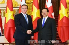 Vietnam, UK issue joint statement