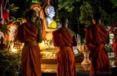 Asanha Bucha Day preparations underway across Thailand