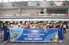 Da Nang-Bangkok charter flight introduced