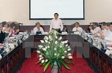 President Sang calls for better sentence enforcement