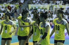 Vietnam score a fourth win at VTV Cup