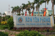Another RoK firm invests in Yen Phong Industrial Park