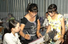 RoK continues vocational training programme for Vietnamese women