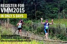 Vietnam Mountain Marathon 2015 slated for September