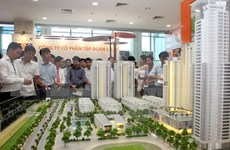 Realty exposition underway in Hanoi