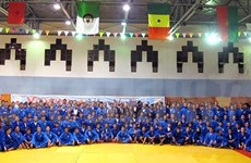 4th World Vovinam Championship opens in Algeria