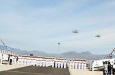 Vietnam holds flag-raising ceremony for submarines