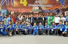 Vietnam triumphs at Vovinam Championship in Algeria