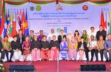 ASEAN Environment Year 2015 celebrated in Myanmar