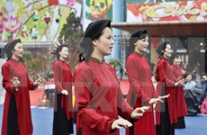 Phu Tho moves to preserve Xoan singing
