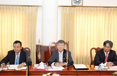 Vietnam, Laos bolster inspection cooperation