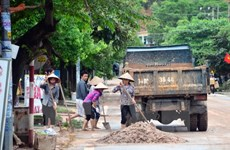 Nation gears toward Quang Ninh in flood recovery effort
