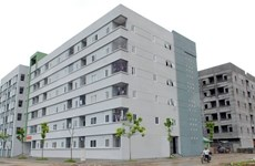 Social housing projects cater to growing demand in Thai Nguyen