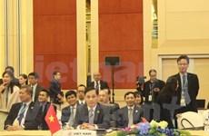 ASEAN SOMs discuss bloc community formation