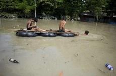 ASEAN chief conveys sympathy over Myanmar flooding