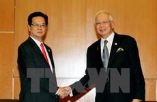 Ties with Malaysia, Singapore thrive