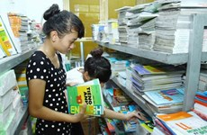 Parents choose domestically made school supplies