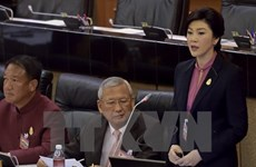 Thailand sets date for impeachment of former MPs