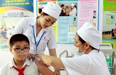 Nationwide expanded vaccination campaign reels in success