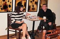 Vietnam inspires Dutch poet