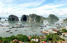 PR training workshop for Ha Long Bay preservation project
