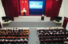 Bac Lieu officials meet with ethnic, religious representatives