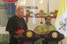 Indonesia, Vatican boost multifaceted cooperation
