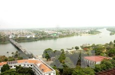 Huong River planning scheme gets underway