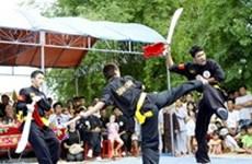 International championship promotes traditional martial arts