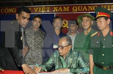 HCM City leader receives Bangladeshi President