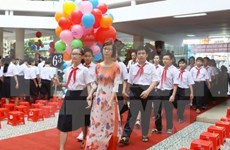 HCM City builds more schools for new academic year